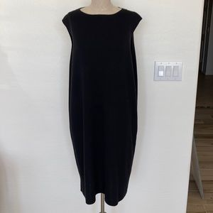 Eileen Fisher XL knit dress